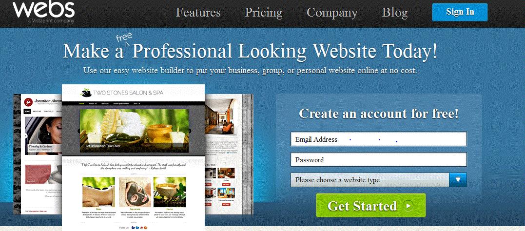 can i make a free website