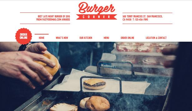 Hamburger Restaurants
