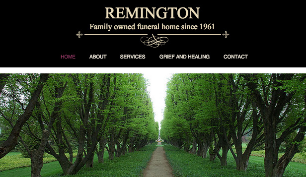Funeral homes and service based businesses