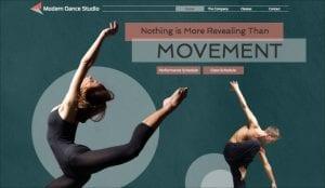 Dance companies