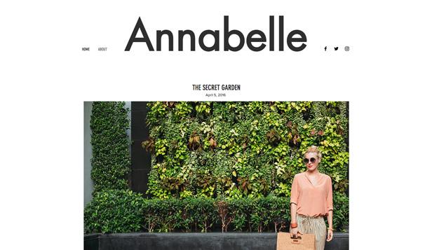 Personal Style Blog Wix Template Wix Fashion Amp Beauty