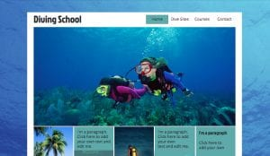 Scuba Diving and adventure sports