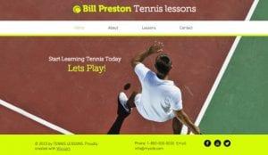 Sports instructors