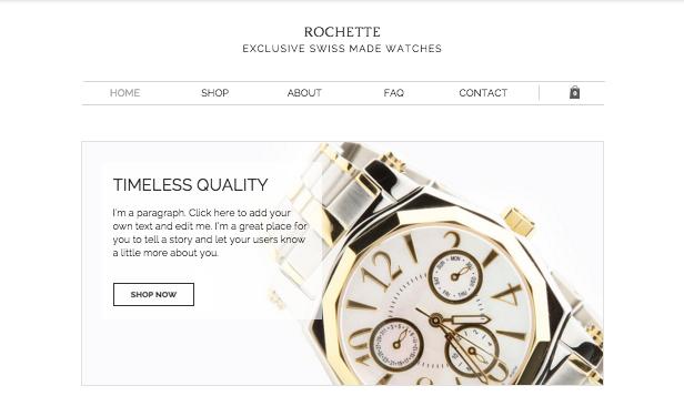 Online stores